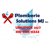 Plomberie Solutions MJ inc.