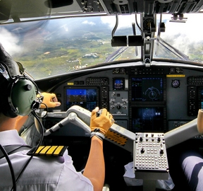what does a pilot do