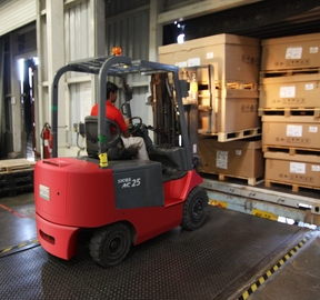 What does a Warehouse Worker do?