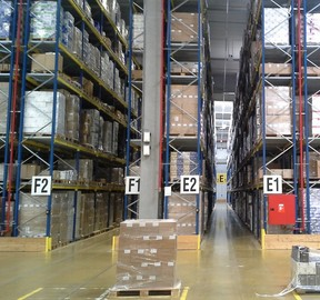 What does a Warehouse Manager do?