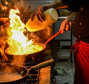 What does an Executive Chef do?